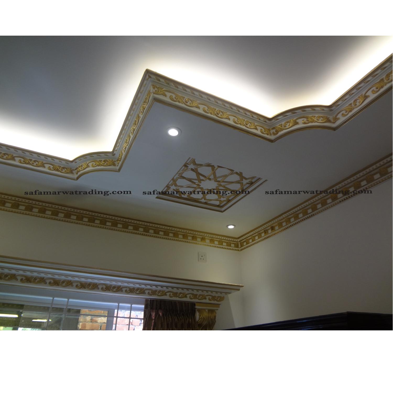 Corner Of Ceiling