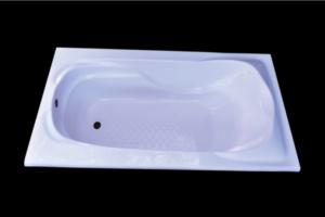 Bathtub & Tray