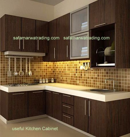 Useful Small Kitchen Cabinet